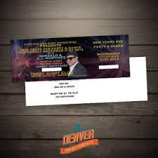 Custom Tickets Printing Denver Print Company