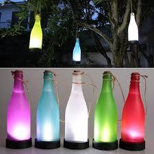 hanging solar patio lights. Amazon.com : 5pcs Plastic LED Solar Bottle Lights Wine Light Garden Hanging Lamp For Party Outdoor Courtyard Patio \u0026 T