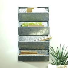 wall mail sorter mail organizers for the wall wall mail sorter x x galvanized tin wall organizer wall mail sorter