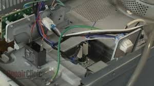 Ge Profile Microwave Repair Ge Microwave Wont Work Magnetron Thermal Fuse Wb27x10166 Youtube