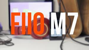 <b>FiiO</b> M7 | Обзор <b>Hi</b>-<b>Fi плеера</b> - YouTube