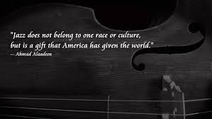 Jazz Quotes Inspiration Jazz Quotes Ahmad Alaadeen Blue Heron Records
