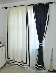 Navy And White Curtains Online Get Cheap Navy Bedroom Aliexpresscom Alibaba Group