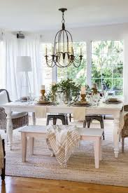 awesome 49 cozy modern farmhouse dining room design ideas