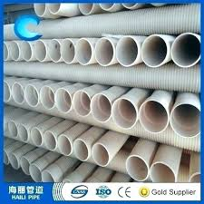 4 inch drainage pipe fittings corrugated pvc drain