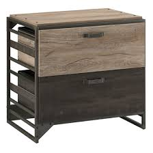 lateral file cabinet. Bush Furniture Refinery Lateral File Cabinet Rustic GrayCharred Wood  Standard Delivery By Office Depot \u0026 OfficeMax Lateral File Cabinet
