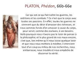 Le philosophe, dit platon, est celui qui «aspire à apprendre», l'homme qui désire savoir de façon droite, l'amoureux de connaissance, le «philomathe» «kant possédait à un haut degré les sept. Lecon 9 Platon La Theorie De L Ame