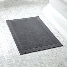 bathroom bath mat sets plush mats rugs round gray rug