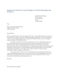 Download Cover Letter For Teacher Position Haadyaooverbayresort Com
