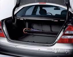 <b>Дополнительный бокс в багажник</b> — Mercedes-Benz E-class, 1.8 ...