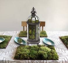 Decorating With Moss Balls How to Decorate Metal Lanterns 61
