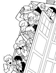 Small Picture dr who images to print Doctor who coloring pages Coloring