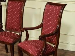 Reupholster Dining Chair Red Minne Sota Home Design Simple Inspiration Reupholstered Dining Room Chairs