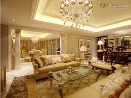european style living room decor