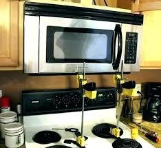 over stove microwave height.  Microwave Creative Over The Range Microwave Height Inches Oven 15 Inch    In Over Stove Microwave Height O