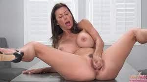 Alexis Fawx Solo Masturbation