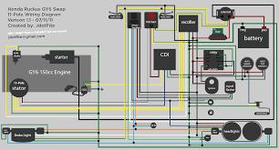 ruckus gy6 swap wiring diagram honda ruckus doentation wiring diagram