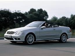 MERCEDES BENZ CLK 55 AMG Cabrio (A209) specs - 2003, 2004, 2005 ...