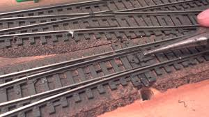 how to install a tortoise switch machine to existing track work how to install a tortoise switch machine to existing track work