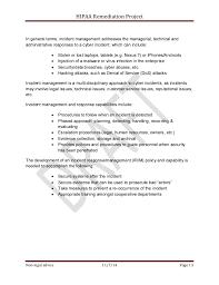 Hipaa Incident Report Form Under Fontanacountryinn Com