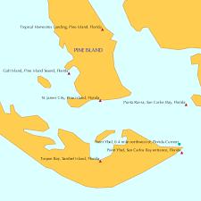 Pine Island Sound Chart St James City Pine Island Florida Tide Chart