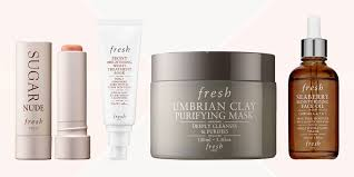these clics from fresh cosmetics will upscale your skin care essentials