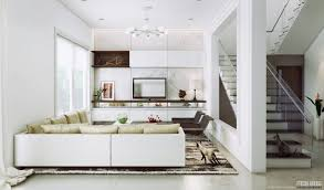 Modern Decor Living Room Contemporary White Living Room Interior Design Ideas