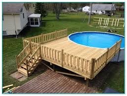 above ground pool decks. Ground Pool Decks For Sale Above