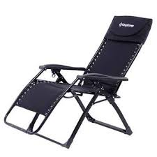 indoor zero gravity chair. KingCamp Zero Gravity Chair Oversized XL Padded Free-Adjustment Heavy Duty Lounger Patio With Indoor