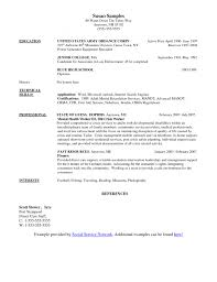 Social Work Resumes Impressive Msw Graduate School Resume Template Social Work Resume Template