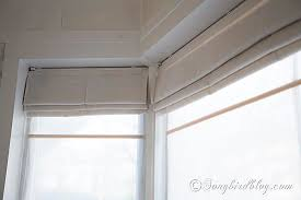 How To Make Double Layered Roman BlindsBlinds For Windows Without Sills
