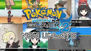 Pokemon Moon Black 2 Neues Update: Ein NDS Rom Hack mit Mega Evolution,  Alola Trainer und vie... | Pokemon moon, Mega evolution, Pokemon