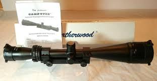 Leatherwood Hi Lux Art 6 24x50mm M 1200 Sniper Rifle Scope Mib