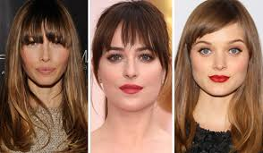 How To Find Your Hairstyle what would i look like with a fringe take the fringe test to find 6010 by stevesalt.us