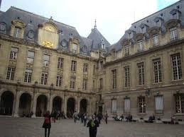 chapelle de la sorbonne. La Sorbonne: Courtyard Chapelle De Sorbonne