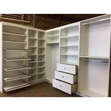 Wood Closet Organizers Closet Storage Organization The Home Depot