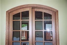 french doors interior arched french doors with oak casing french doors  interior with side panels . french doors interior ...