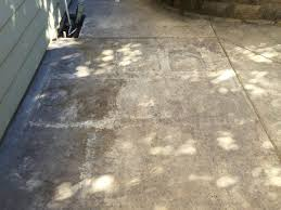 How To Stain Old Concrete Patio Crunchymustard old concrete patio