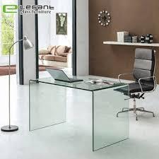 Nervi glass office desk Stunning Image Of Contemporary Glass Office Desk Designer Designer Daksh Contemporary Glass Office Desks All Design Dakshco Contemporary Glass Office Desk Designer Designer Daksh Contemporary