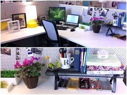 decorating your office desk.  Decorating Decorate Office Desk Wonderful How To Your Cute Ways  Inside Decorating