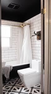 Black And White Bathroom Best 25 Black White Bathrooms Ideas On Pinterest Classic Style