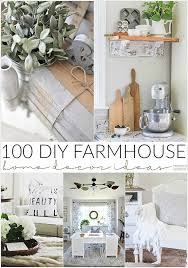 farmhouse decor ideas beautiful diy home decor that you can do pin it now