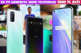 3 Bin Lira Altı Kamerası En İyi Telefonlar - Eylül 2020 - Tekno Safari
