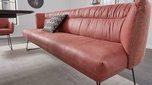 Interliving Sitzbank 5501 Rot Esszimmer