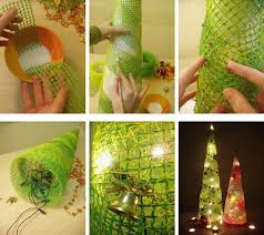 Small Picture 5 DIY Christmas Decoration Ideas on a Budget Home Decor
