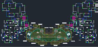 10th floor plan with terrace garden