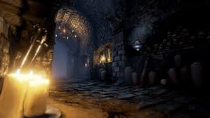Dungeon Lighting Ue4 Darksouls Style Dungeon Polycount