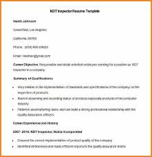 7 Quick Resume Template Top Resume Templates