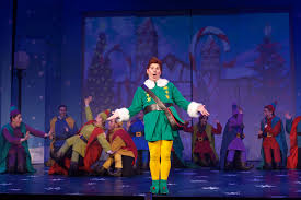 For peter pan on her 70th birthday. Elf The Musical Jr Theater By Design