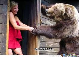 Polite Bear Is Polite by korrac - Meme Center via Relatably.com